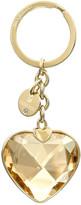 Swarovski New Heart Key Ring