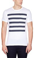 French Connection Men's Chatsworth Space Stripe T-Shirt