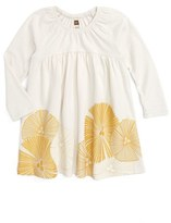 Tea Collection Kagayaki Graphic Dress (Baby Girls)