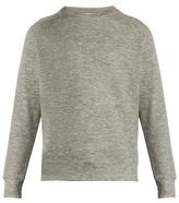 Raey Raglan-sleeve cashmere-blend sweatshirt