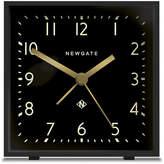 Newgate Cubic Alarm Clock - Gravity Grey
