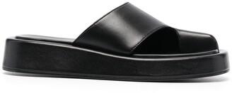 Elleme Cache Cache platform sandals