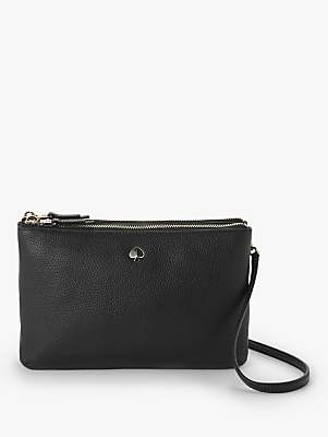 Kate Spade Polly Leather Cross Body Bag