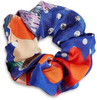 Echo Multicolour Scrunchie