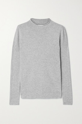 Arch4 Devon Cashmere Sweater - Light gray