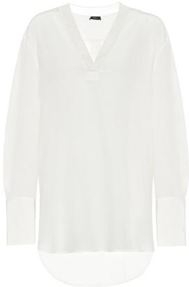 Joseph Miller silk blouse