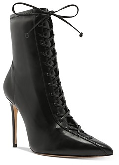 Schutz Women's Tennie Lace-Up High-Heel Boots