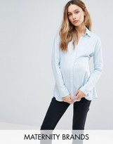 Isabella Oliver Soft Touch Woven Shirt