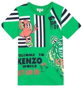 Kenzo Ludic Logo Graphic T-Shirt