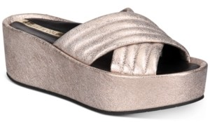 Kenneth Cole New York Women's Damariss Wedge Sandals Women's Shoes
