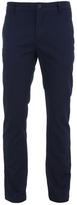 Lacoste Men's Gabardine Chino Pants Navy