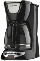 Black & Decker Black+Decker DCM100B 12-Cup Programmable Coffee Maker