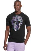 Sean John Big and Tall Skull T-Shirt