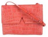 Vince Embossed Crossbody Bag