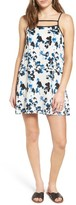 RVCA Women's Habits Floral Print Dress