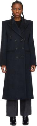 Isabel Marant Navy Roleen Coat
