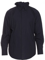 Craig Green Elasticated-collar cotton shirt