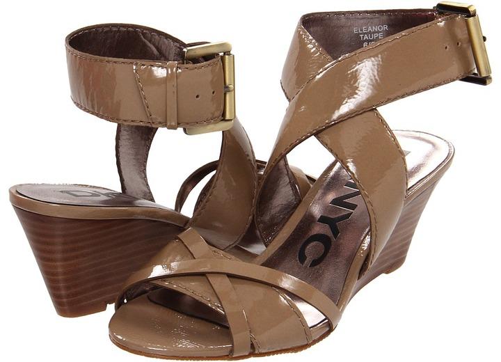 DKNY Eleanor (Taupe) - Footwear