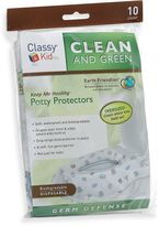 Bed Bath & Beyond Keep Me HealthyTM Potty Protector Covers by Classy® Kid in c.