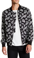 Religion Haw Printed Zip Jacket