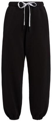 Natasha Zinko Oversized Sweatpants