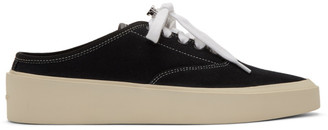 Fear Of God Black 101 Backless Sneakers