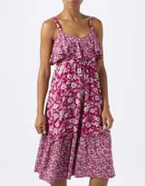 Monsoon Yoshe Print Midi Dress