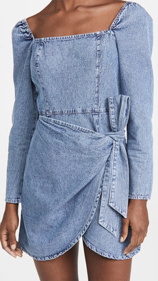Rahi Denim Felicity Mini Dress