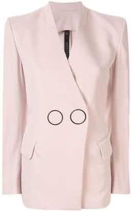 Petar Petrov Jestine collarless tailored jacket