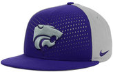 Nike Kansas State Wildcats True Seasonal Snapback Cap