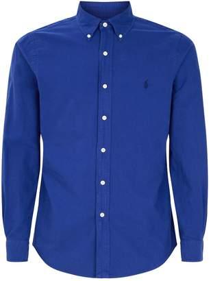 Polo Ralph Lauren Cotton Slim-Fit Oxford Shirt