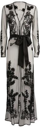 Myla Long Embellished Robe