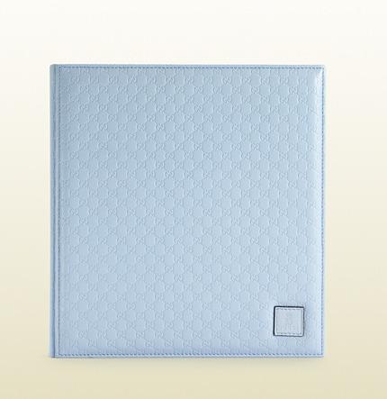 Gucci Microguccissima Leather Photo Album