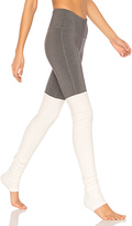 Alo Goddess Legging in Gray