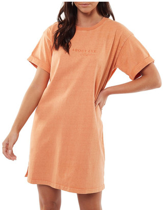 All About Eve AAE Washed Tee Dress