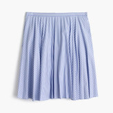 J.Crew Flouncy striped skirt