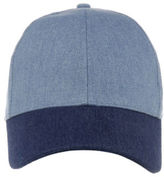 NEW Piper Two Tone Denim Cap