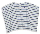 Ralph Lauren Girl's Striped Cover-Up