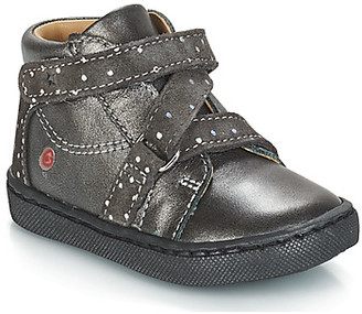 GBB RAYMONDE girls's Shoes (High-top Trainers) in Grey