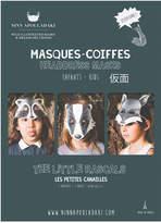 NINN APOULADAKI Little Rascal Masks - Set of 3