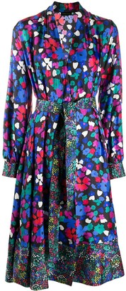 Stine Goya Wildflowers floral-print wrap dress