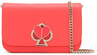 Kate Spade Nicola twist lock medium crossbody bag