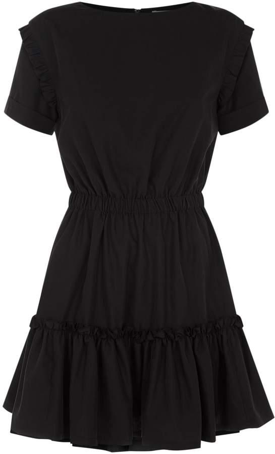 Alice + Olivia Garner Mini Dress
