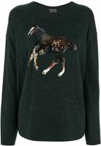 Markus Lupfer Freda sweatshirt - women - Merino - S