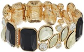 GUESS Mixed Stone Stretch Bracelet
