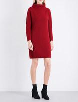 Max Mara Paste wool and cashmere-blend jumper dress