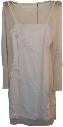 Gianfranco Ferre White Dress for Women
