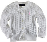 Ralph Lauren Baby Girls Cardigan Sweater
