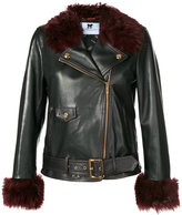 Blumarine - zipped jacket
