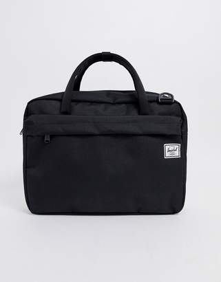 Gibson 15l document bag in black